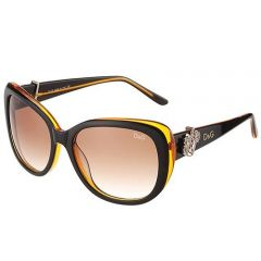 Dolce &Gabbana  Personage Butterfly Sunglasses SUGG005  Flower Charm