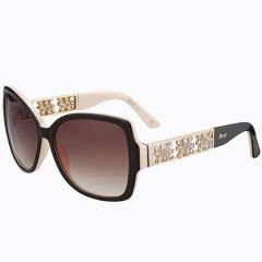 Gentry Girls Flower Diamonds Temples Dior Sunglasses SUGD011 Specific Eye-Cate Frame