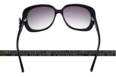 Marc Jacobs Stylish Flower Charm Oversized Frame Sunglasses SUGJ003 Out door Accessories