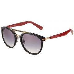 Fake Tom Ford Stylish Red Temples Sunglasses SUGT005 Gentry Gold Bridges