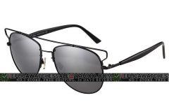 Christian Dior Tecnologic 84J0T Grey Tone Silver Sunglasses Replica CD013